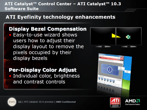 ATI Catalyst 10.2 & 10.3 Graphics Drivers