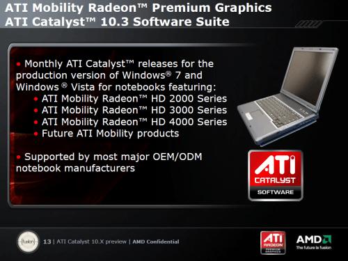 скачать драйвер Ati Radeon Premium Graphics - фото 6