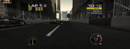 Eyefinity 6 - Race Driver: GRID