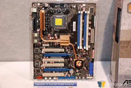 ASUS at CES 2007 – Techgage