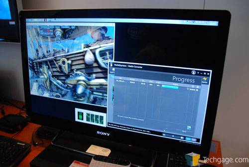 Intel & Lucid's GPU Virtualization - Techgage.com Best of CES 2011