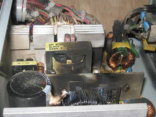 This is why you don't skimp on a power supply.