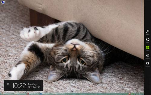 Windows 8 - Aesthetics