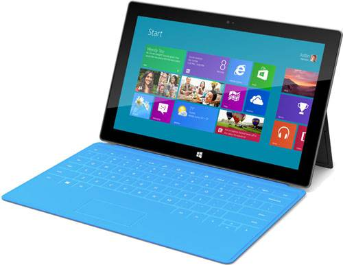 Windows 8 - Microsoft Surface
