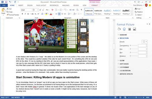Windows 8 - Office 2013