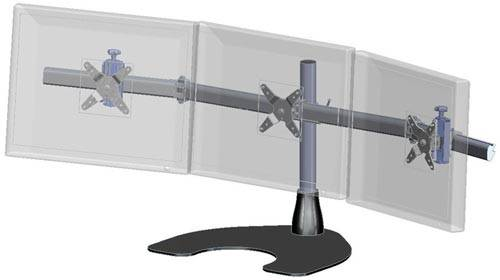 Ergotech Multi-Monitor Mount System
