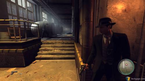 Taking a Look at Mafia II and its PhysX Use – Techgage