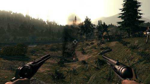 Call of Juarez: Bound in Blood - Eyefinity Gaming