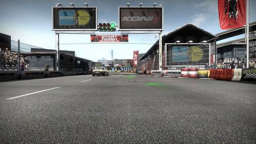 Need for Speed: SHIFT - Eyefinity Gaming