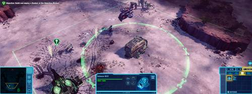 Command and Conquer 4: Tiberiun Sun - Eyefinity Gaming