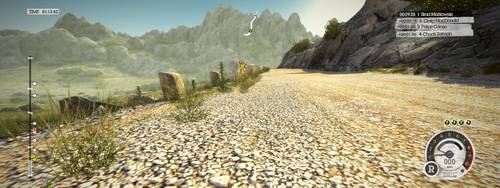 Colin McRae: Dirt 2 - Eyefinity Gaming