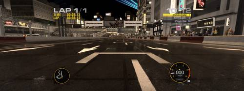 Race Driver: GRID - Eyefinity Gaming