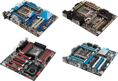 ASUS Sabertooth X79 Motherboard