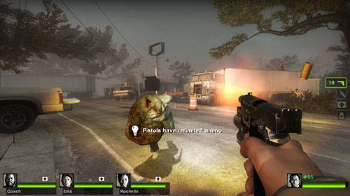 Left 4 Dead 2 - Techgage Timedemo