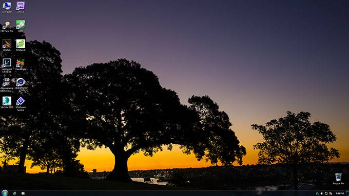Techgage Intel Z97 Test OS