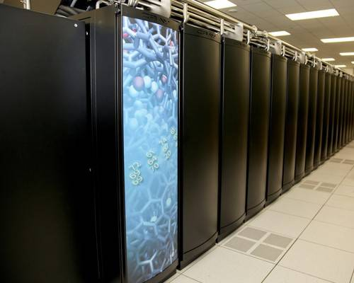 Titan Supercomputer Build Process