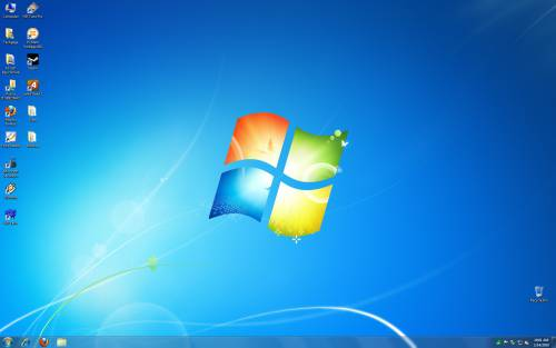 Techgage's Windows 7 Desktop for SSD Testing
