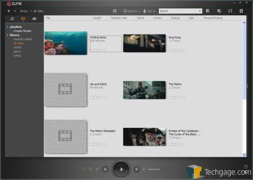 Download Zune Software from Official Microsoft Download Center