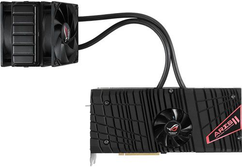 ASUS ARES II Graphics Card