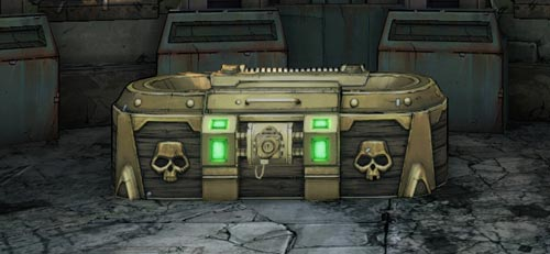 Borderlands 2 Golden Chest