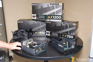 Corsair AX Professional Power Supplies