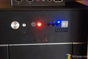 EVGA SR-2 Motherboard, Chassis, Power Supply
