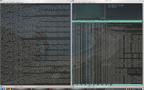 Mass Compiling Software Under Gentoo