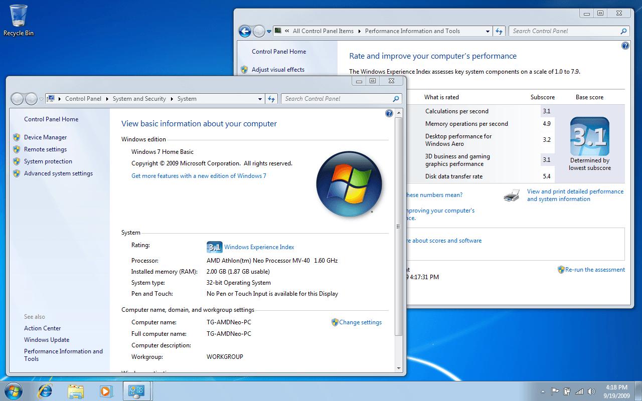 download windows home premium oa