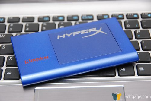 Kingston HyperX USB 3.0 External SSD