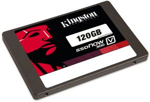 Kingston SSDNow V300 120GB Solid-State Drive