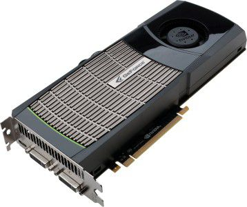 NVIDIA Announces GeForce GTX 470 & GTX 480