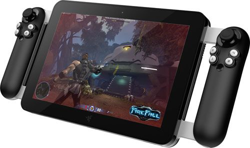 Razer Project Fiona - PC Gaming Tablet