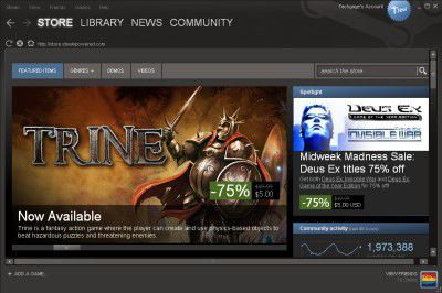 Proof Found in Mac OS X Steam Client of Linux Support