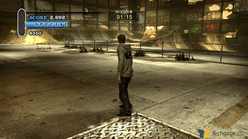 Tony Hawk's Pro Skater HD - PC Version