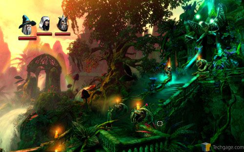 Frozenbyte Trine 2 Preview
