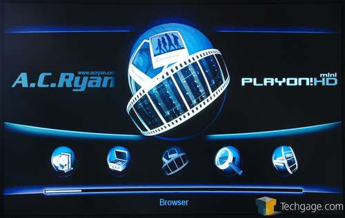 AC Ryan Playon!HD mini Media Player