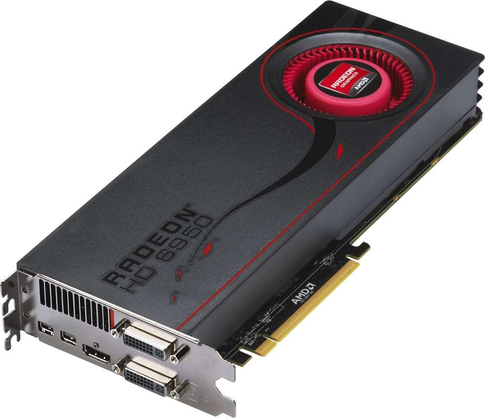 Techgage Image - AMD Radeon HD 6950 1GB
