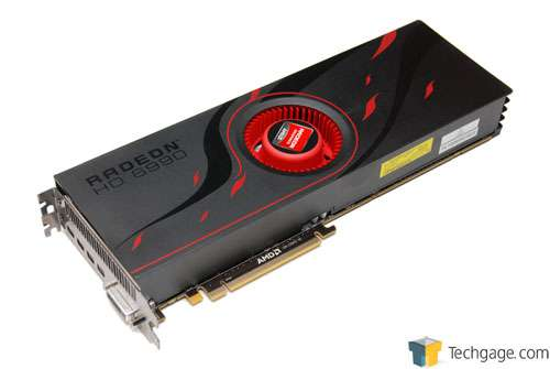 AMD Radeon HD 6990 Dual-GPU Graphics Card Review