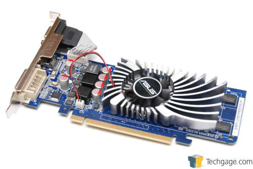 ASUS GeForce GT 220 1GB