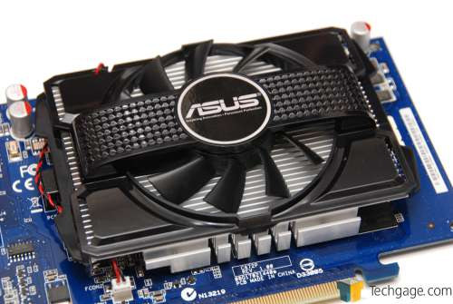 ASUS GeForce GT 240 512MB