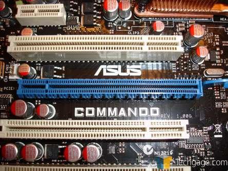ASUS Commando – Techgage