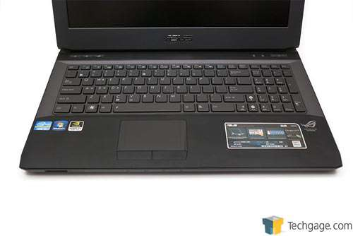 ASUS G53 Gaming Notebook