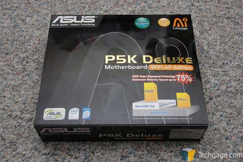 Asus P5k Deluxe Drivers