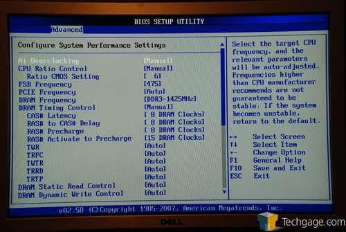 Help with P5K3 Deluxe OC | Tom's Hardware Forum