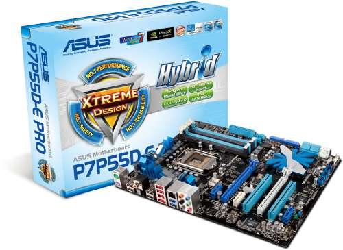 ASUS P7P55D-E PRO – Techgage