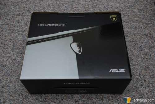 ASUS-LAMBORGHINI VX1 Wireless Console Windows 8 X64
