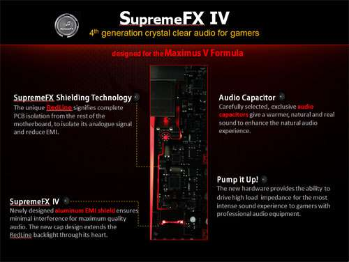 ASUS Republic of Gamers Maximus V GENE