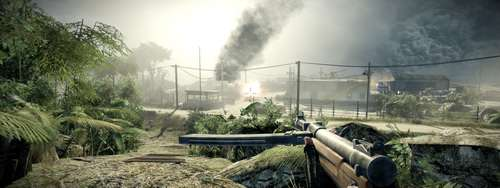 Battlefield: Bad Company 2 - 5760x2160