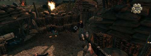 Call of Juarez: Bound in Blood - 5760x2160