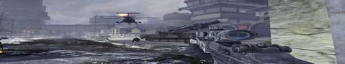 Call of Duty: Modern Warfare 2 - 5760x1080
